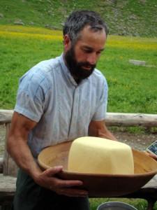 Frische Butter